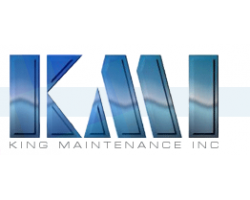 King Maintenance Inc logo