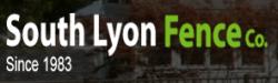 South Lyon Fence Co. logo