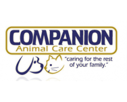 COMPANION Animal Care Center logo