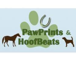 PawPrints & HoofBeats logo