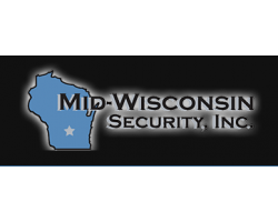Mid Wisconsin Security logo