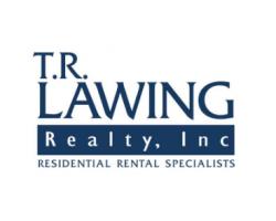 TR Lawing Realty logo