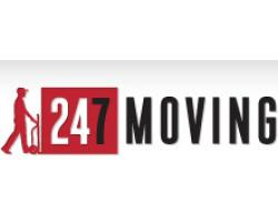 24/7 Moving & Delivery logo
