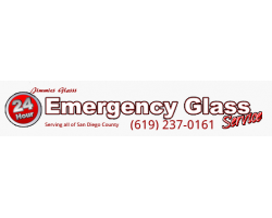 24 Hour Emergency Glass logo