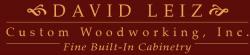 David Leiz Custom Woodworking Inc. logo