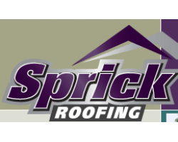 Sprick Roofing Co., logo