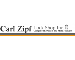 Carl Zipf Lock Shop Inc. logo