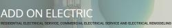 Add On Electric LLC logo