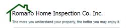 Romano Home Inspection logo