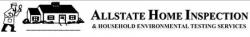 Allstate Home Inspector logo
