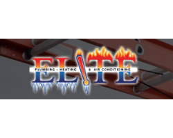 Elite Heating, Cooling & Plumbing logo