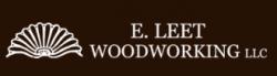 E. Leet Woodworking logo