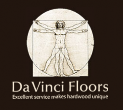 Da Vinci Floors logo