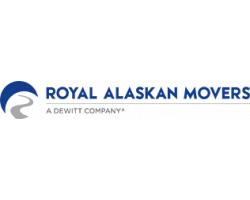 Royal Alaskan Movers logo
