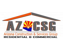 Arizona Construction & Services Group LLC logo