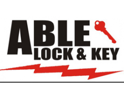 Able Lock & Key logo