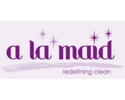 A la Maid logo