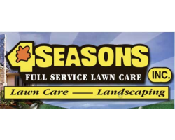 4 Seasons Full Service Lawn Care Inc logo
