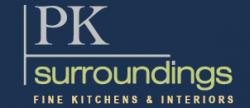 PK Surroundings logo