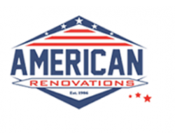 American Renovations logo