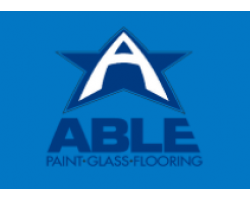 Able Paint Glass Flooring logo