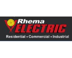 Rhema Electric logo