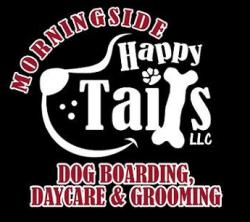 Morningside Happy Tails, Inc. Dog Daycare, Boarding & Grooming logo