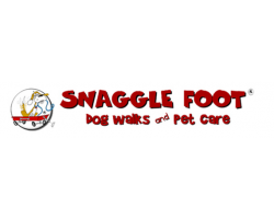 Snaggle Foot Dog Walks & Pet Care logo