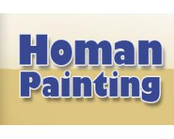 Homan Painting logo