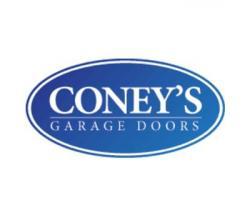 Coney's Garage Door logo