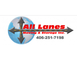 All Lanes Moving & Storage logo