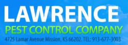 Lawrence Pest Control logo