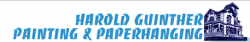 Harold Guinther Painting & Paperhanging logo