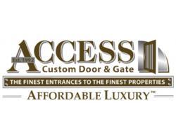 Custom Wood Garage Doors logo