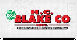 H.C Blake Inc. logo