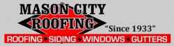 Mason City Roofing logo