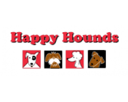 Happy Hounds Dog Daycare logo