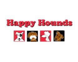 Happy Hounds Dog Daycare logo
