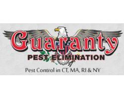 Guaranty Pest Elimination logo
