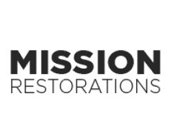 Mission Restorations logo