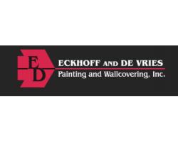 Eckhoff and De Vries logo