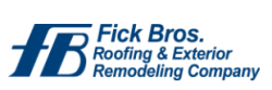 Fick Bros. Roofing Company logo