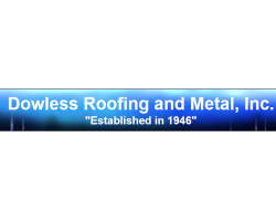 Dowless Roofing and Metal logo
