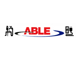 Able Service, LLC. logo