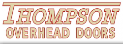 Thompson Overhead Doors Inc. logo