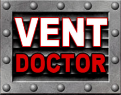 The Vent Doctor logo