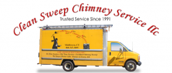 Cleansweep Chimney Service logo