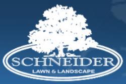 Schneider Lawn and Landscape logo