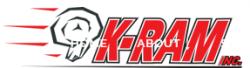 K-Ram Roofing logo