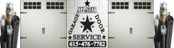 All Star Garage Door Service logo